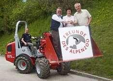 Förderverein unterstützt Alpenzoo