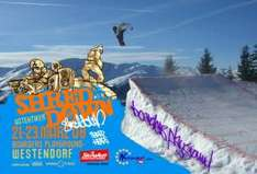 Shred Down in Westendorf