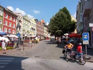 Markt in Kufstein